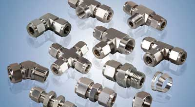 Alloy 20 Tube Fittings