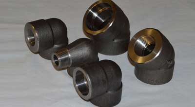 ASTM A105 CS Forged Socket weld Fittings