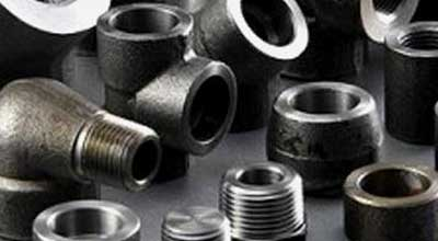 ASTM A350 CS Forged Socket weld Fittings