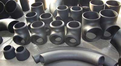 Low Temperature Carbon Steel A420 WPL6 Pipe Fittings