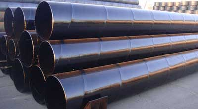 Low Temp. Carbon Steel A333 GR 6 Round Pipes