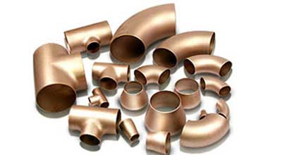 Copper and Brass Buttweld Pipe Fittings