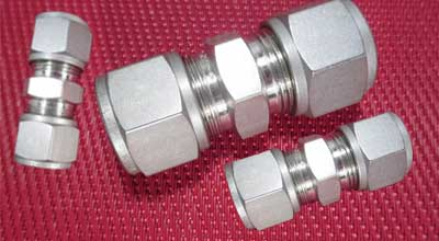 Duplex Steel  S32205 Compression Tube Fittings