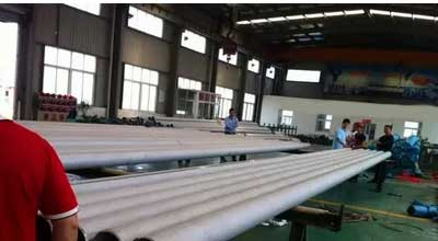 Monel 400 Welded Pipes & Tubing
