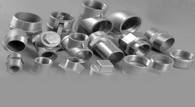 Nickel Alloy 200/201 Forged Fittings