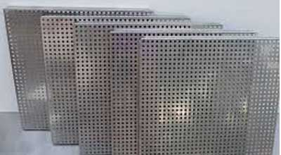 Nickel Alloy 201/200 Perforated Sheet