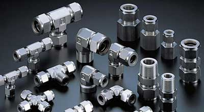 Nickel Alloy 200/201 Compression Tube Fittings