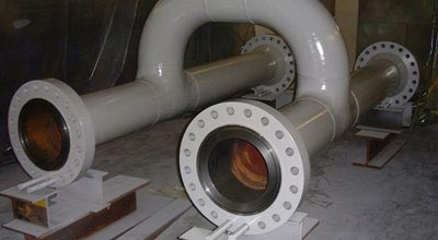 Inconel 600 Pipe Spool
