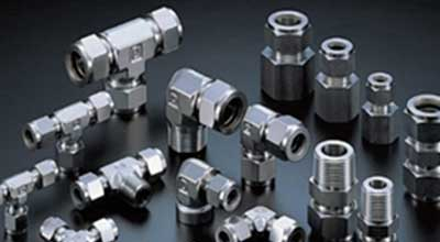 SMO 254 Compression Tube Fittings