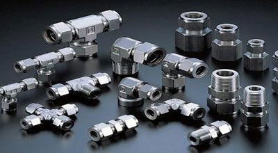SS 321 Compression Tube Fittings