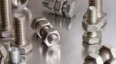SS 321 Fasteners