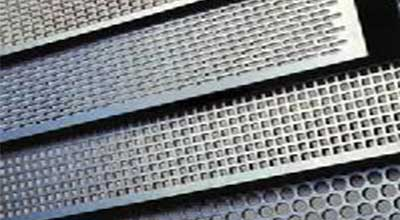 Super Duplex Steel S32750 Perforated Sheet