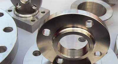 Ti Alloy Grade 2 Flanges