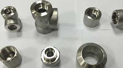 Titanium Gr.5 Forged Socket weld Fittings
